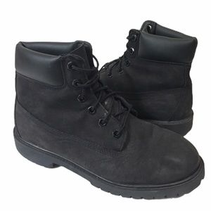 TIMBERLAND   ankle boots industrial lace up sz 6